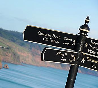 signpost-babbacombe